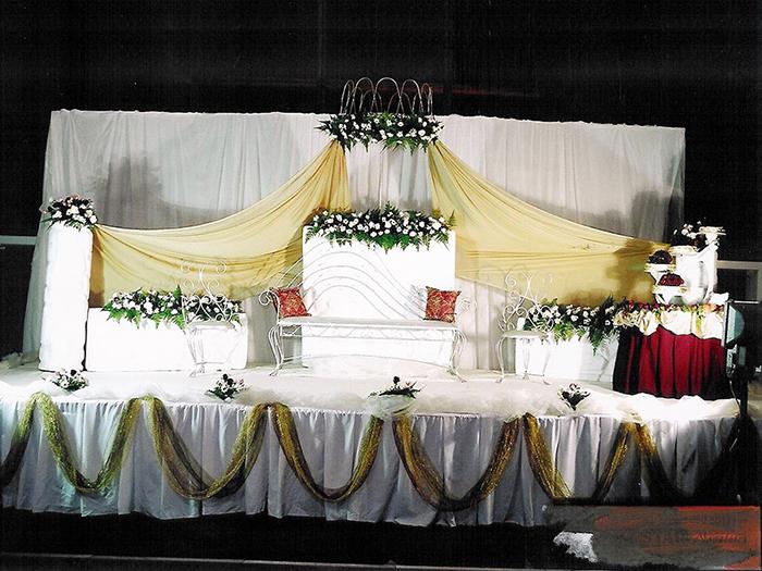 Wedding decoration setup load more junglespirit Image collections